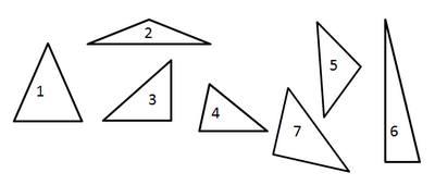 Контрольные работы для класса по математике за и  Фигуры