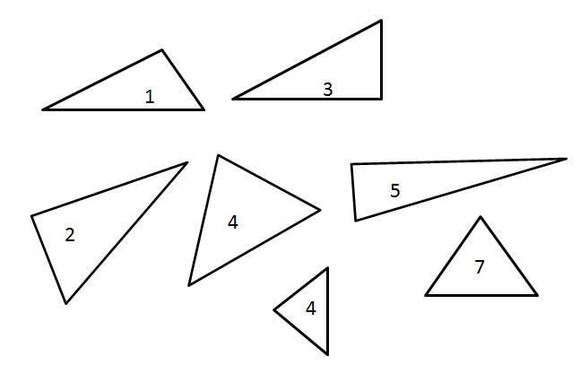 рамках модельного треугольники 5 класс никольский презентация планируете