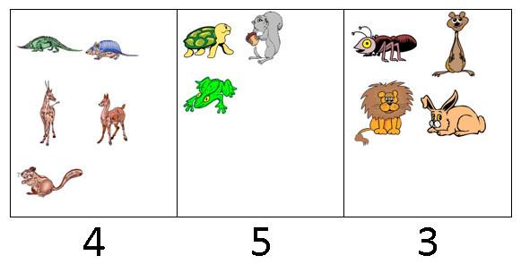 Математика в 4 года, задания по математике для детей от 4 до 5 лет ...