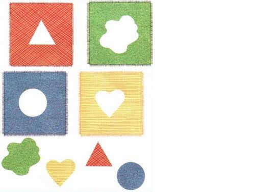 задания для детей 2-3 лет в картинках